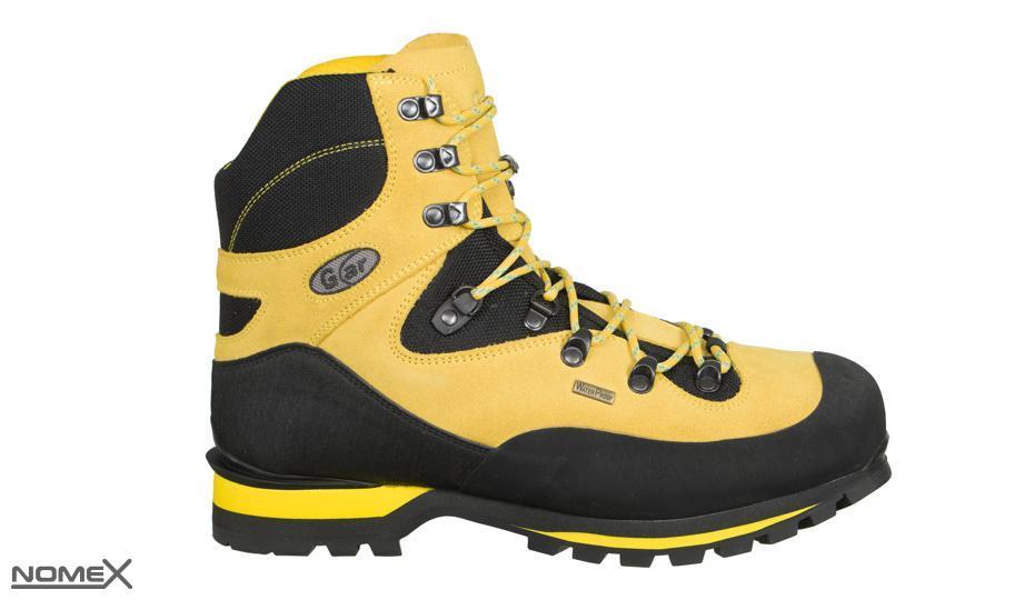 Buty robocze Buty Garsport Alpine S3 0077 : NOMEX obuwie bhp