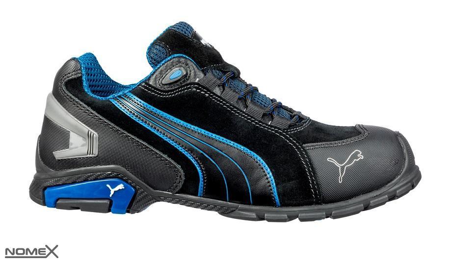 wysoka jakość lepszy Cena obniżona Buty robocze - Buty Puma Rio Black Low : NOMEX obuwie bhp