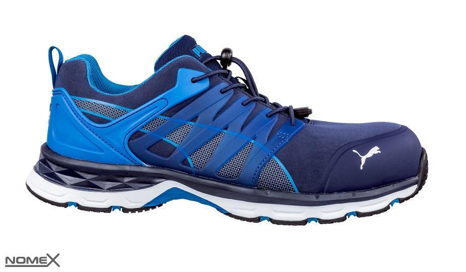 Buty robocze Buty Puma Velocity Blue Low : NOMEX obuwie bhp